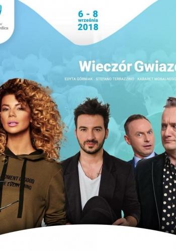 Już dzisiaj wieczór ze Stefano w Ptak Warsaw Expo!